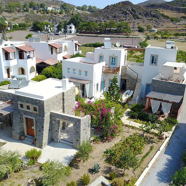 Villa Patmos Netia