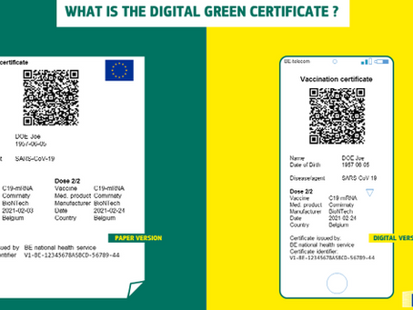 GREEN PASS: obligation to decide what to travel to Greece?
