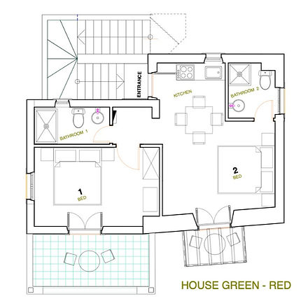House Rent Patmos