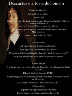 Descartes Programação