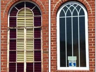 New Windows in Sanctuary