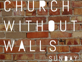 Church Without Walls, Sunday Aug. 7 9am