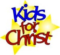 Kids for Christ Summer Schedule 2016