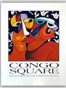 CONGO SQUARE19''x22''