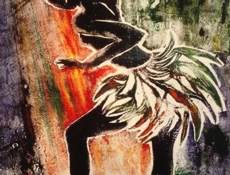 Josephine Baker  19''x26''