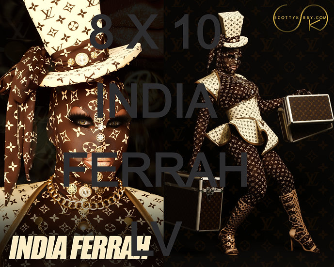 India Ferrah LV 8x10