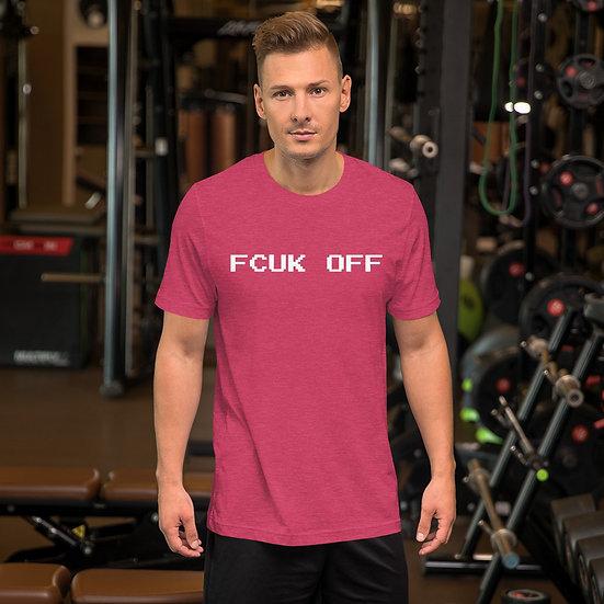 FCUK OFF Short-Sleeve Unisex T-Shirt