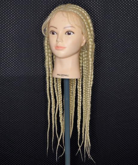 Blonde Braids