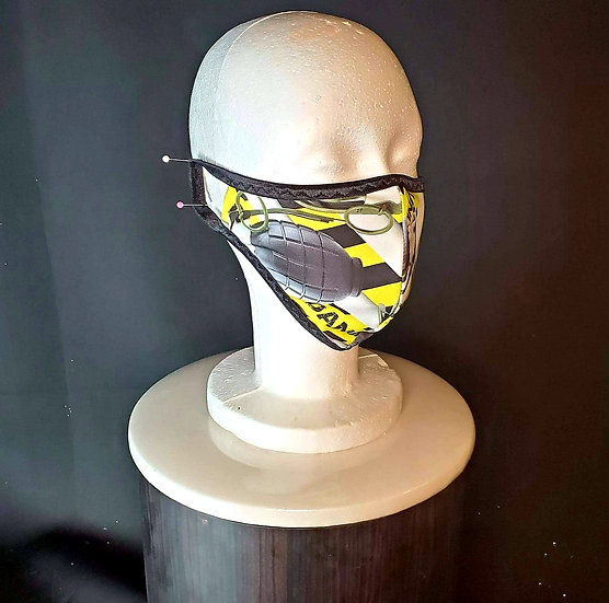 Grenade Face Mask