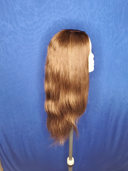 Honey Brown Human Hair Lace Front