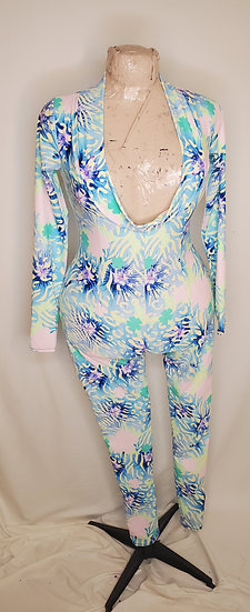 Tropical Catsuit