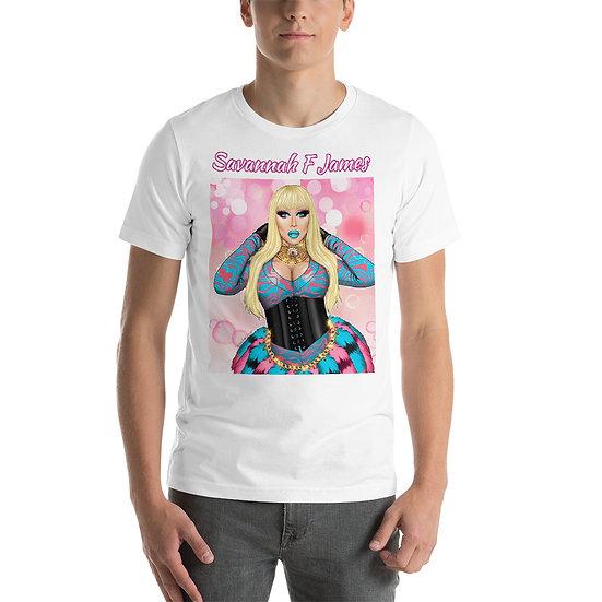 Savannah Short-Sleeve Unisex T-Shirt
