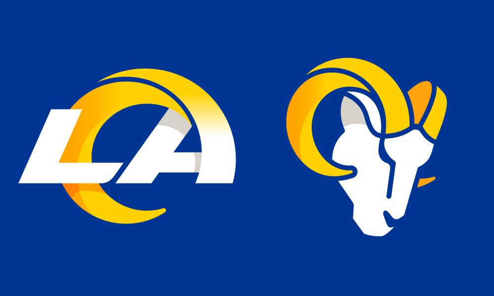 Novo logo e mascote Rams