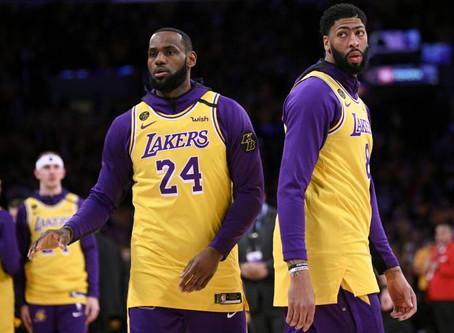 Lakers enfrentam Blazers em dia de homenagem à Kobe Bryant