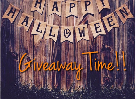 GIVEAWAY TIME!!!