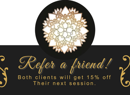 SAVE 15% OFF YOUR NEXT VISIT!