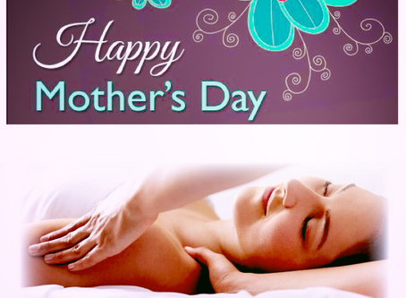 Mother's Day is Sunday, May 14th!