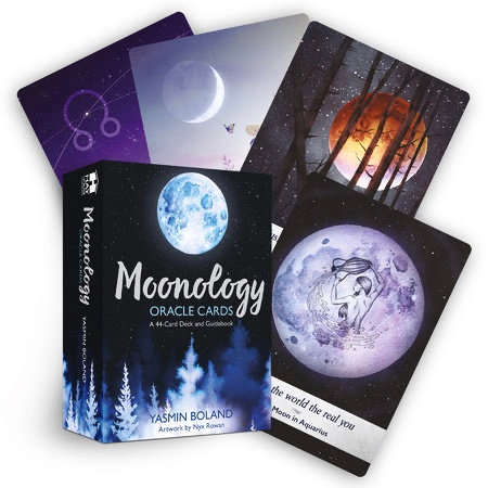 Moonology Oracle Card Deck