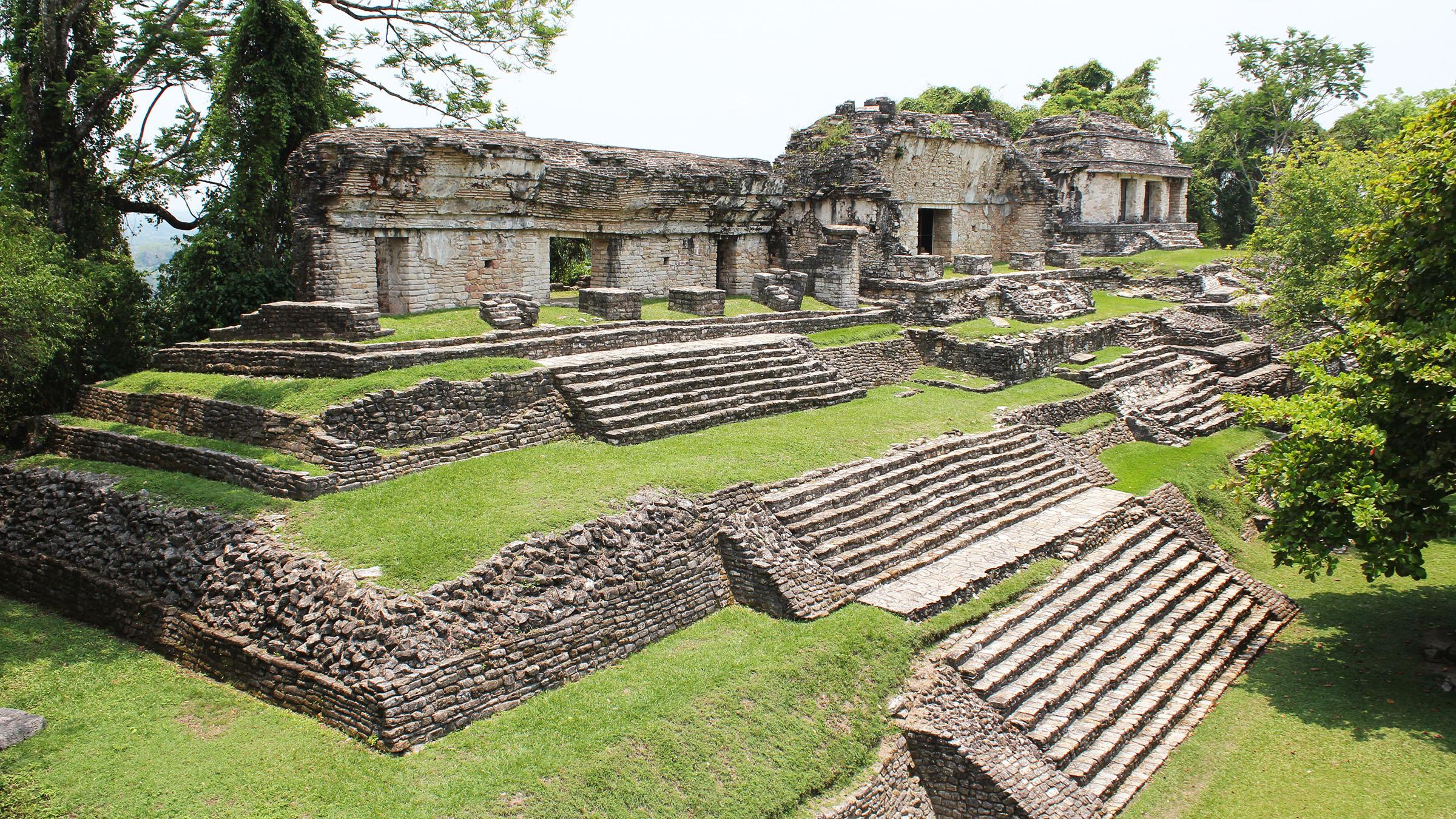 Palenque-Maya
