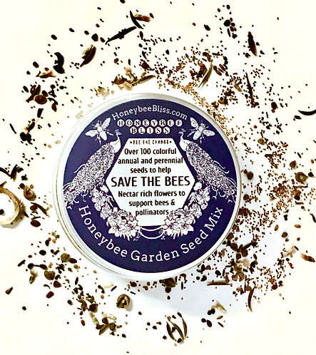 SAVE THE BEES Honeybee Garden Seed Mix