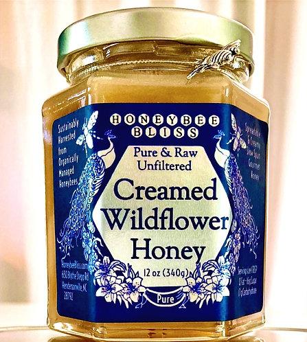Creamed Wildflower Honey