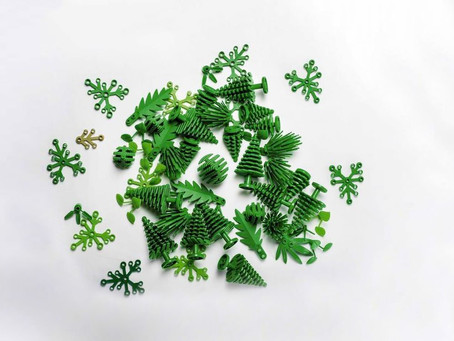 'Sustainable' Lego: plastics from plants won't solve a pollution crisis