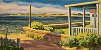 Porch View (Parsonage)