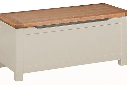 The Toulouse Blanket Box in Stone