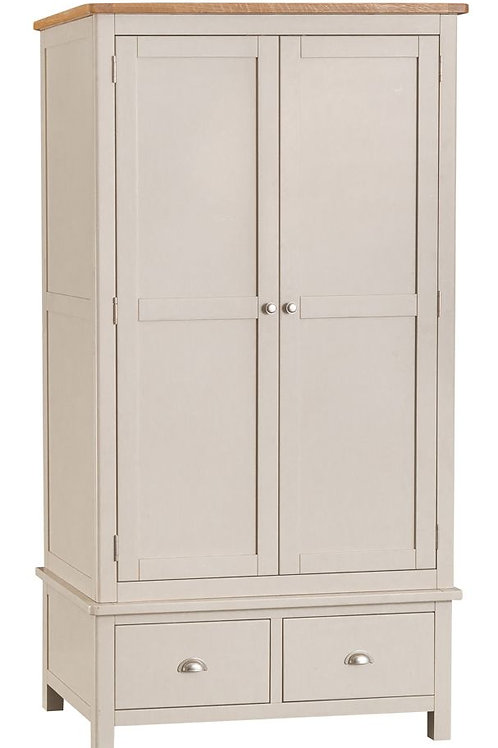 The Toulouse Gents Wardrobe in stone
