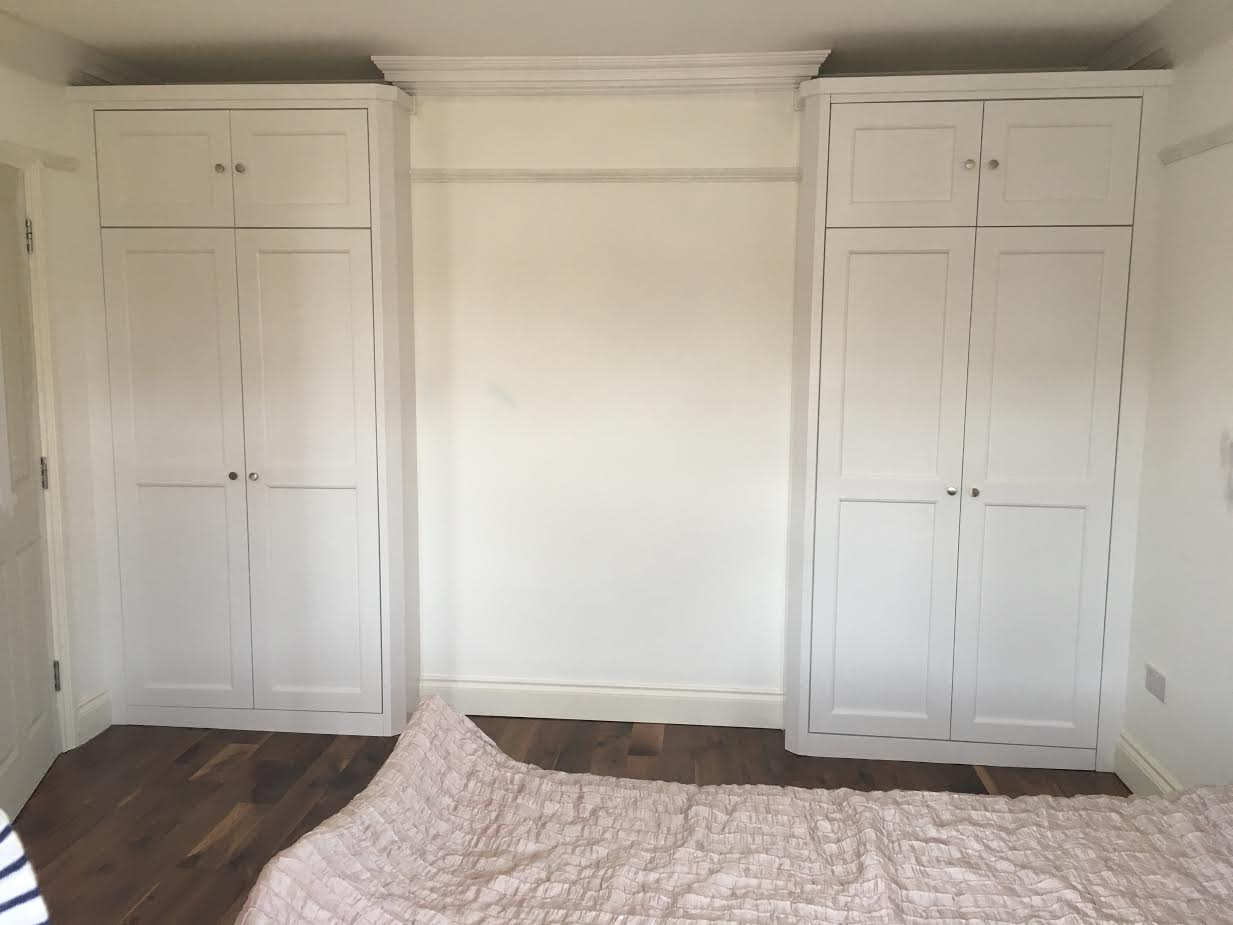 We love making wardrobes!
