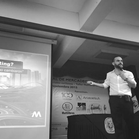 Congreso internacional de Marketing UTEC 2015