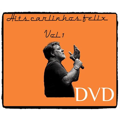 DVD Carlinhos Felix(pen Drive)