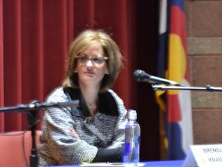 Florence-Penrose School District board hires Dr. Brenda Krage as new superintendent