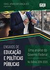 Capa E-book 3 -  Ensaios de Educação e
