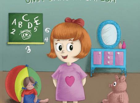 Rebeca, uma garota sapeca em sete idiomas e braille