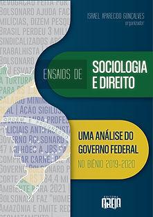 Capa E-book 2 - ENSAIOS DE SOCIOLOGIA E