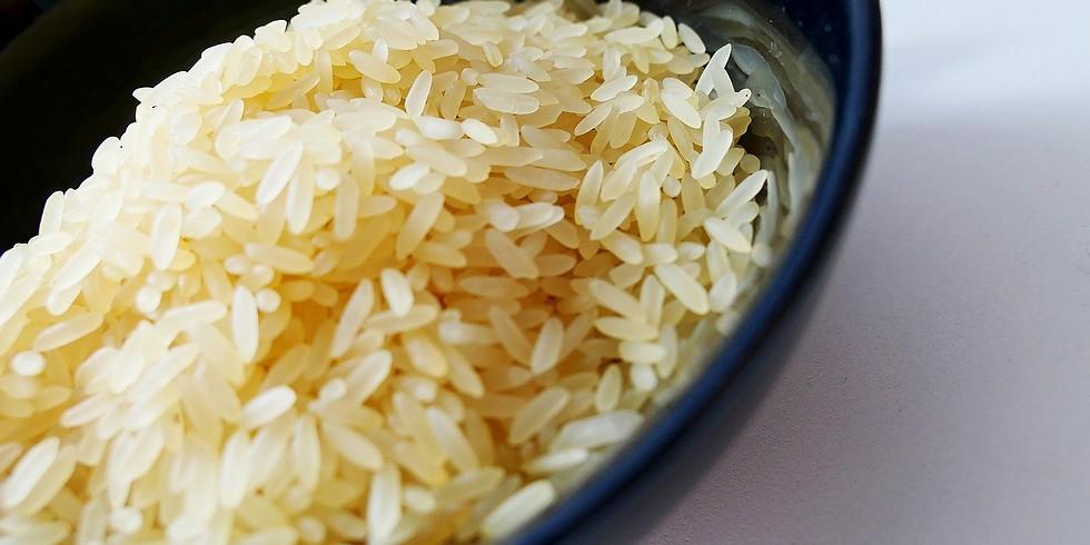Action Bol de riz pendant le carême
