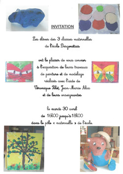 EXPOSITION MATERS