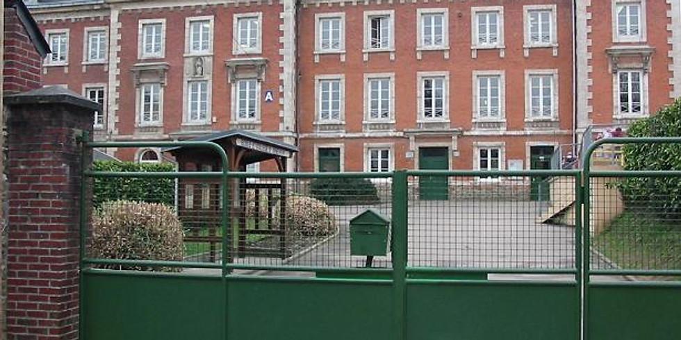 Portes ouvertes du collège Sainte Geneviève