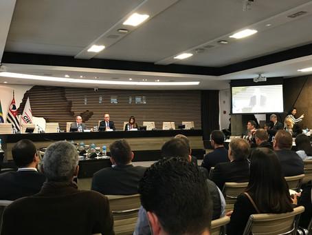 Seta Empresarial participa da Conferência Select USA promovida pelo consulado americano