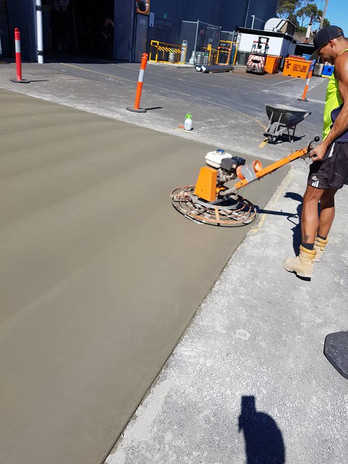 Concreting services Narre Warren