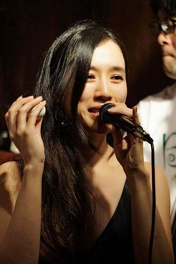 Vocalist Mari Shiina