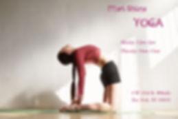 yoga class, yoga nyc, japanese yoga, 日本語ヨガ