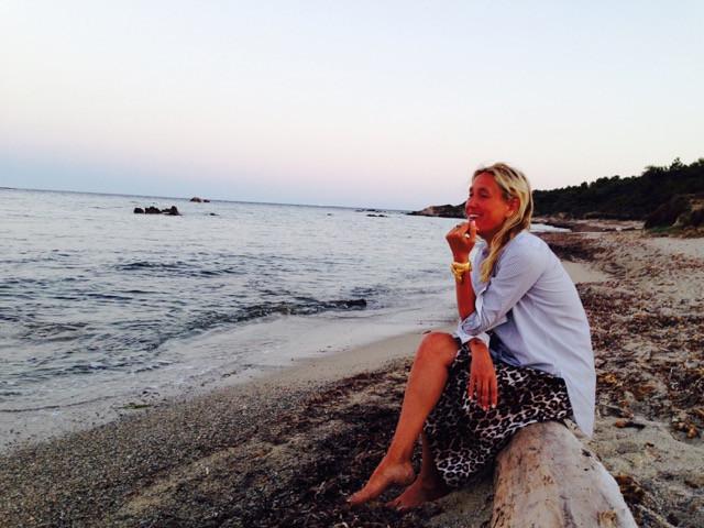 Alexandra Senes_designer and creator of the brand Kilometre Paris_Saint-Tropez