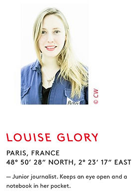 Louise Glory_Global team_Kilometre Paris
