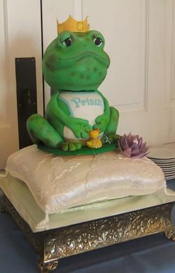 Frog Prince-Baby