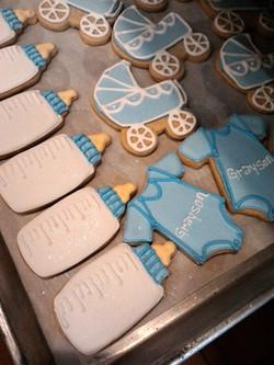 Cookies Baby Shower