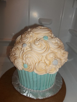 Sculpted Cupcakes