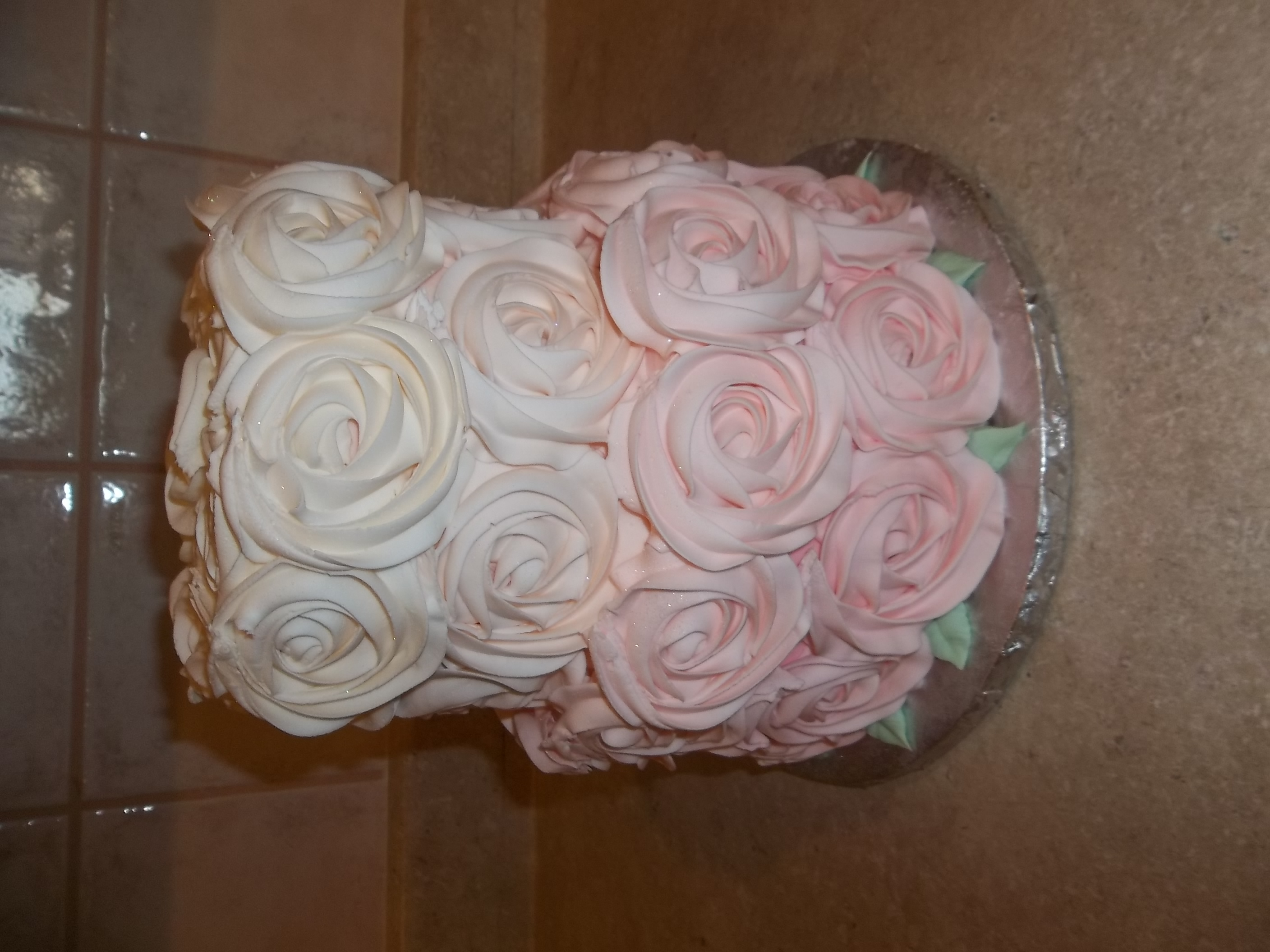 Rosettes in Pastels