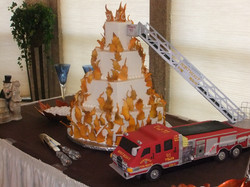 For a Fireman and His Flame